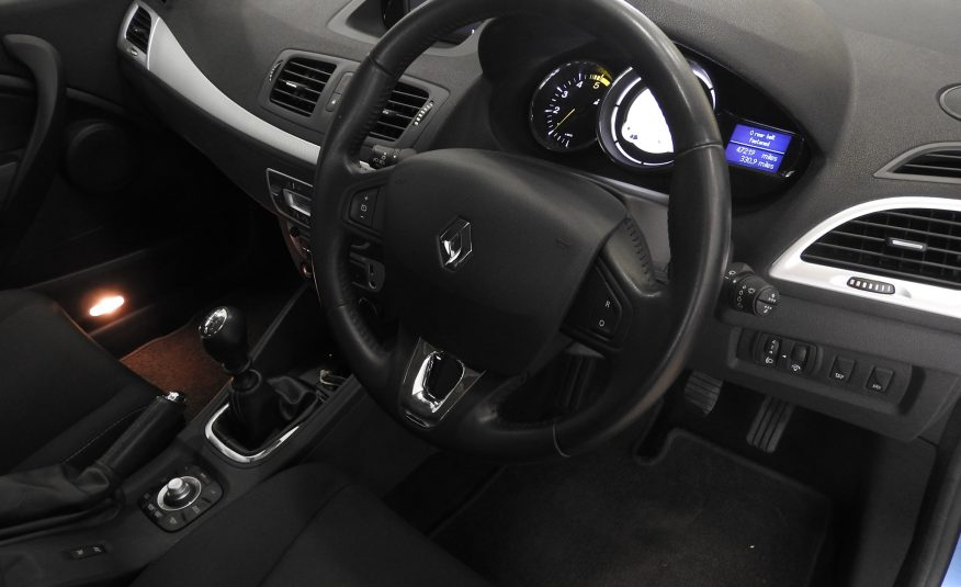 Renault Megane D-QUE DCI