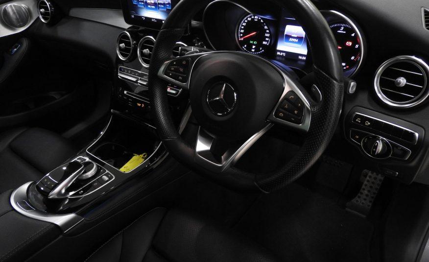 Mercedes Benz GLC 250D 4Matic